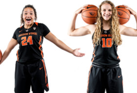 2018 Pac-12 Women's Basketball Media Day: Oregon State gets even taller despite losing Marie Gülich