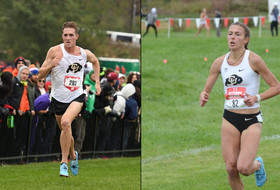Dressel And Hurta Named CU Athletes Of The Week, Presented By Arrow