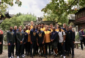 Cal Men's Basketball brings Berkeley approach to fourth annual Pac-12 China Game