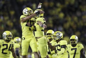 Four Pac-12 Football Teams Ranked, Top-25 Matchup opens Conference Play