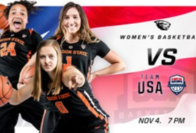 Scott Rueck, Destiny Slocum and Aleah Goodman outlook OSU's exhibition game versus Team USA
