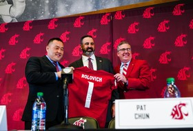 Pullman's 'togetherness' attracted Nick Rolovich to Washington State football