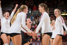 Eight Pac-12 volleyball teams begin NCAA Tournament action