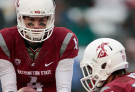WSU quarterback Luke Falk steps up after Connor Halliday's injury