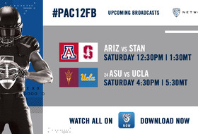 """The Pregame,"" presented by 76, travels to the Rose Bowl this Saturday ahead of No. 24 ASU vs. UCLA matchup on Pac-12 Network"
