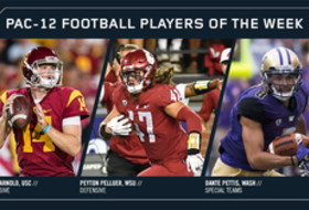 Pac-12 Football Players of the Week - Week 2