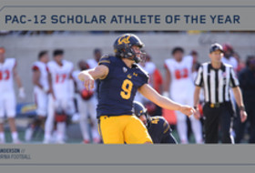 Pac-12 Announces Football Scholar-Athlete of the Year