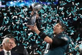 Roundup: Nick Foles named Super Bowl MVP