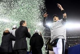 Roundup: Nick Foles has highest postseason passer rating in NFL history