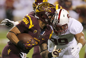 D.J. Foster carries (and catches) ASU past Stanford