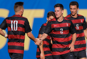 Stanford leads nation and Pac-12 Men's Soccer