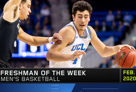 UCLA's Jaime Jaquez Jr. wins first Pac-12 Men's Basketball Freshman of the Week honor