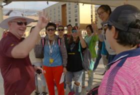 Arizona State swimming, Utah men's basketball bridge cultures with Chinese university coaches