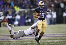 """Roundup: Washington running back Myles Gaskin trying to become a """"more creative"""" runner"""