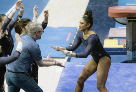 All eight Pac-12 Gymnastics teams ranked in WCGA top 25