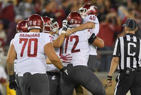 Roundup: Wazzu football schedules Houston, Oregon schedules Oklahoma State