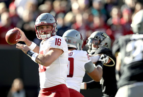 College Football Playoff rankings: Washington State remains No. 8, Washington at No. 18, Utah at No. 19