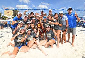 2019 NCAA Beach Volleyball Championship: No. 2 UCLA takes down top-seeded USC to win second straight NCAA title