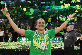 2020 Pac-12 Women's Basketball Tournament: Ducks cut down the nets, celebrate Pac-12 Tournament title