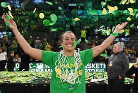 2020 Pac-12 Women's Basketball Tournament: Ducks cut down the nets, celebrate Pac-12 Tournament title