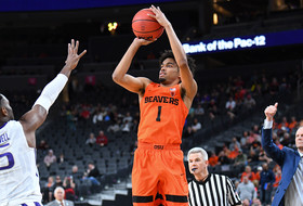 2018 Pac-12 Men's Basketball Tournament: Oregon State outlasts Washington in overtime