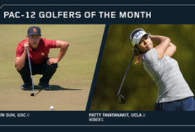 April Golfers of the Month