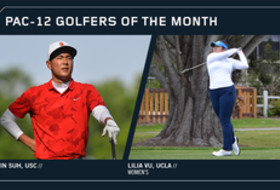 February Golfers of the Month