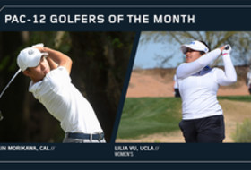 March Golfers of the Month