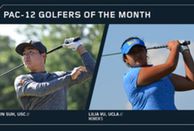 November Golfers of the Month