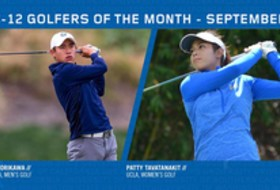 Pac-12 September Golfers of the Month