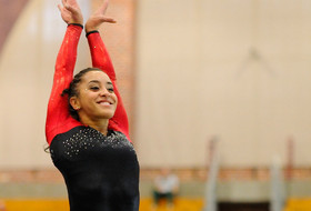 Standout gymnasts preview Saturday's Championships