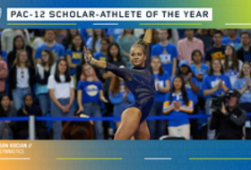 UCLA's Madison Kocian named Pac-12 Women's Gymnastics Scholar-Athlete of the Year