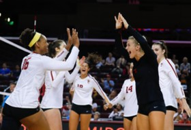 First half of Pac-12 volleyball league play wraps up this week