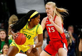 2020 Pac-12 Women's Basketball Tournament: Oregon Ducks shoot the lights out, defeat Arizona to reach title game