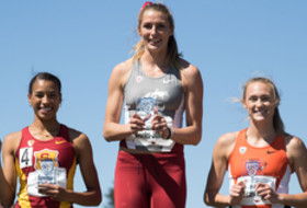 2017 Pac-12 Track & Field Championships: Heptathletes crowned event champions