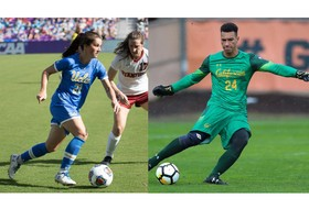 14 Pac-12 soccer athletes featured on the 2018 MAC Hermann Trophy Watch Lists
