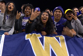 UW spirit team members explain what it means to be a Husky and to live in Seattle