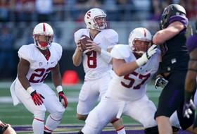 Kevin Hogan's touchdown pushes Stanford past Washington