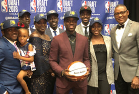 2018 NBA Draft: Aaron Holiday's selection makes it a family affair in Brooklyn