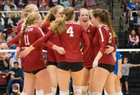 Six Pac-12 volleyball teams open NCAA Tournament action this week