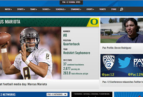 Beta site for the new Pac-12.com launches