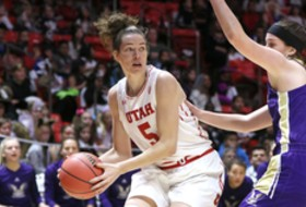 Michelle Smith Feature: Utah's Megan Huff garnering a lot of attention on the country