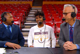 Remy Martin on overcoming ankle injury, Arizona State's hot start: 'We're 3-0 so I can't complain'