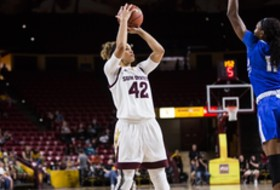Michelle Smith Feature: ASU's Ibis' rise from injury to leading a ranked team