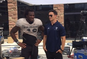 Colorado standout Jeremy Bloom returns to Boulder for Buffs training camp