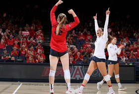 Nine Pac-12 volleyball teams earn national ranking