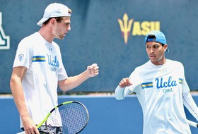 NCAA Men's Tennis Championships: UCLA falls to Ohio State in semifinals