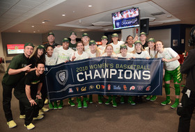 Oregon claims regular-season Pac-12 Women's Basketball Title and No. 1 Seed