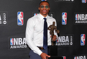 Roundup: Russell Westbrook named NBA MVP