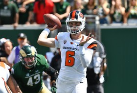Roundup: Jake Luton named starting quarterback at Oregon State